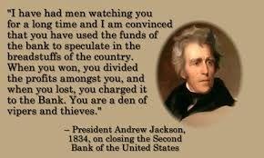 Andrew Jackson Quotes Impressive 7Th Us President  Andrew Jackson