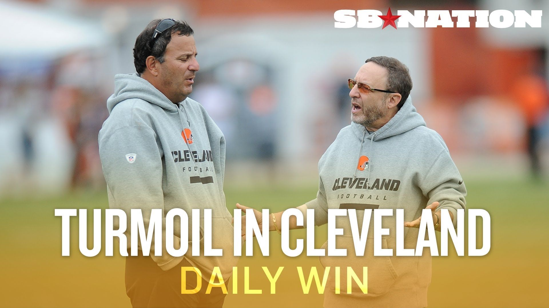 Turmoil in Cleveland - and reasons for hope (Daily Win)