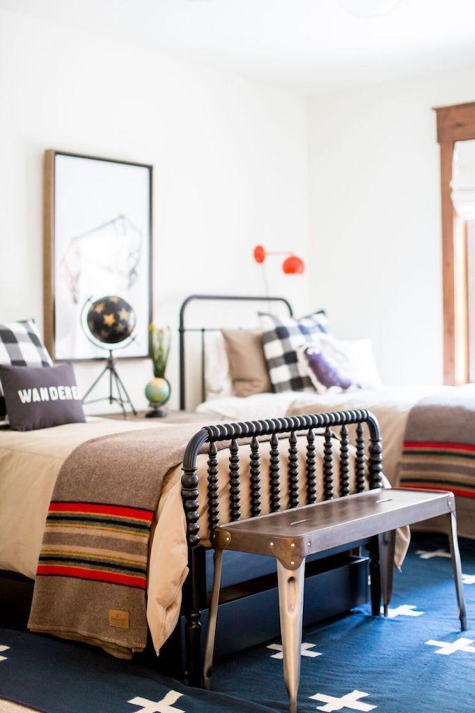 Maia Modern Bedroom Set: Heber Project Bedrooms Part 2BECKI OWENS