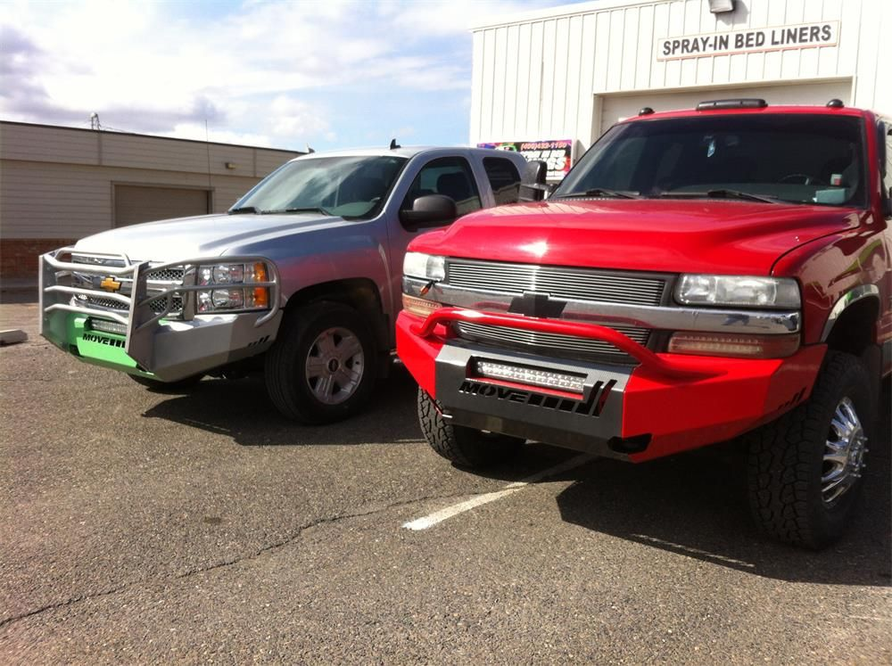 Gallery Of Truck Bumpers Move Truck Bumpers Bumpers Chevy