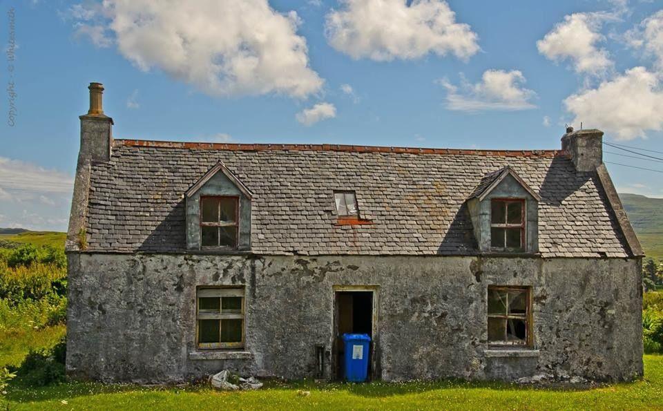 traditional scottish farmhouse international house styles home rh pinterest com