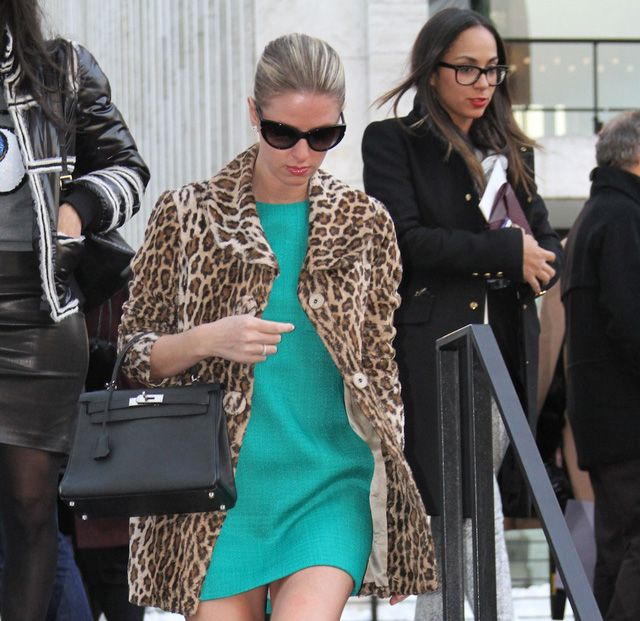 ba2ca97d7f Paris Hilton doesn t get invited to fashion shows so much anymore ...