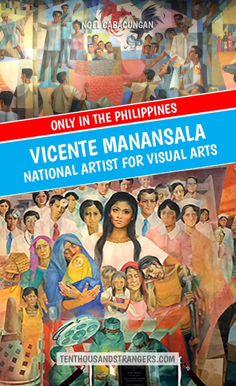 Vicente Manansala Tracing the works of a National Artist