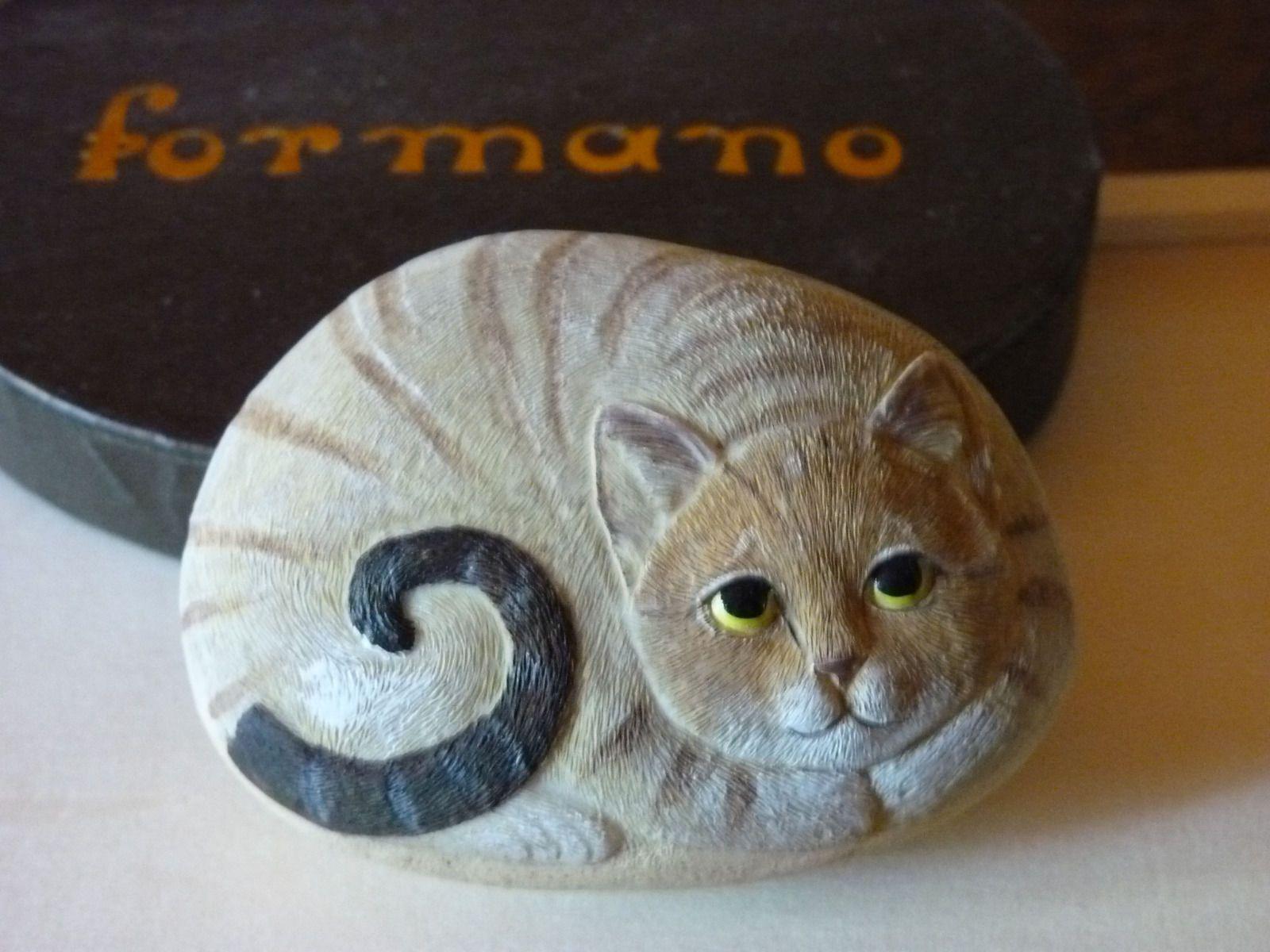 Figurine Chat Formano Vendu Avec SA Boite | eBay