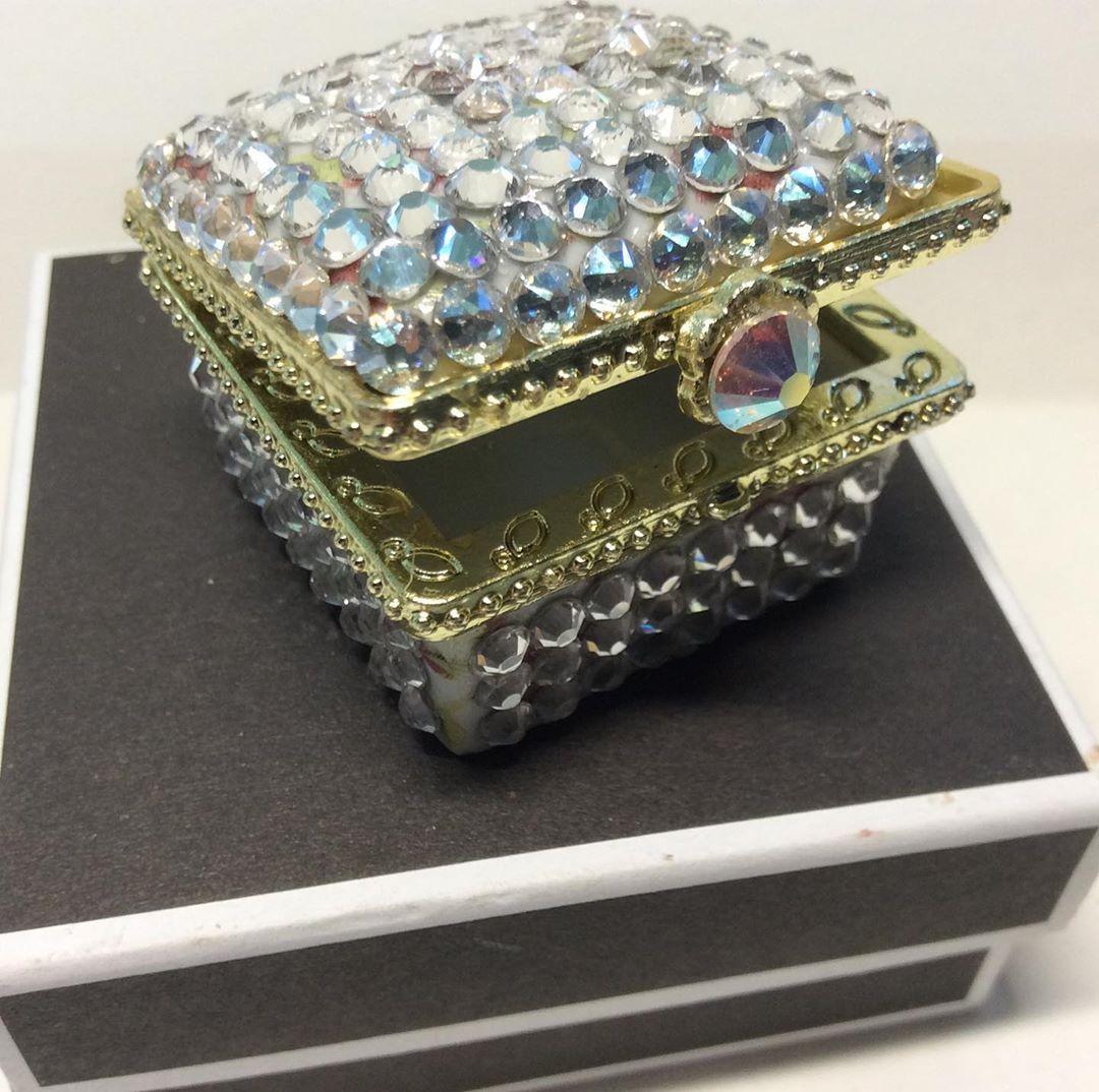 "Susan Gold on Instagram ""ringbox earrings blingbox"