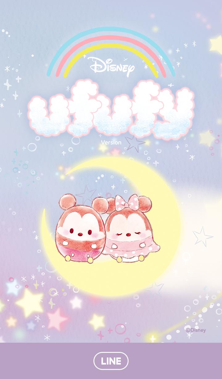 Ufufy Milky Way Line Wallpaper Disney Wallpaper Tsum Tsum Wallpaper Cute Kawaii Drawings