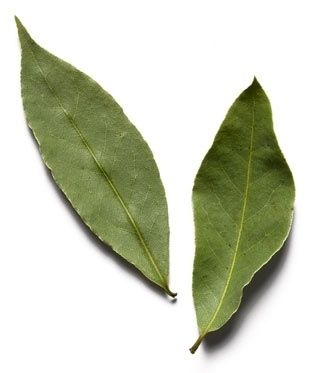 Put bay leaves in nooks and crannies to keep roaches away.