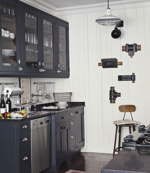 Embracing The Blue Kitchen: 20 Ways To Update Your Kitchen