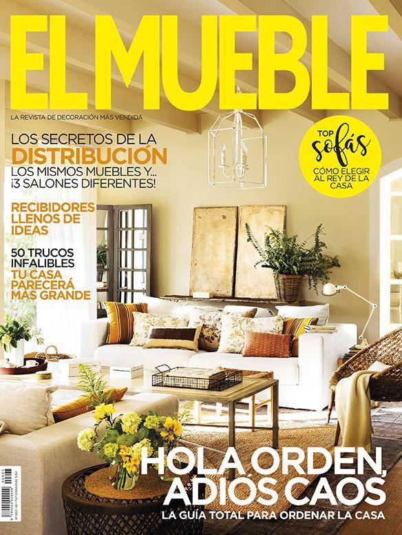 Portada septiembre 2017 Casas Pinterest Septiembre, Revistas y
