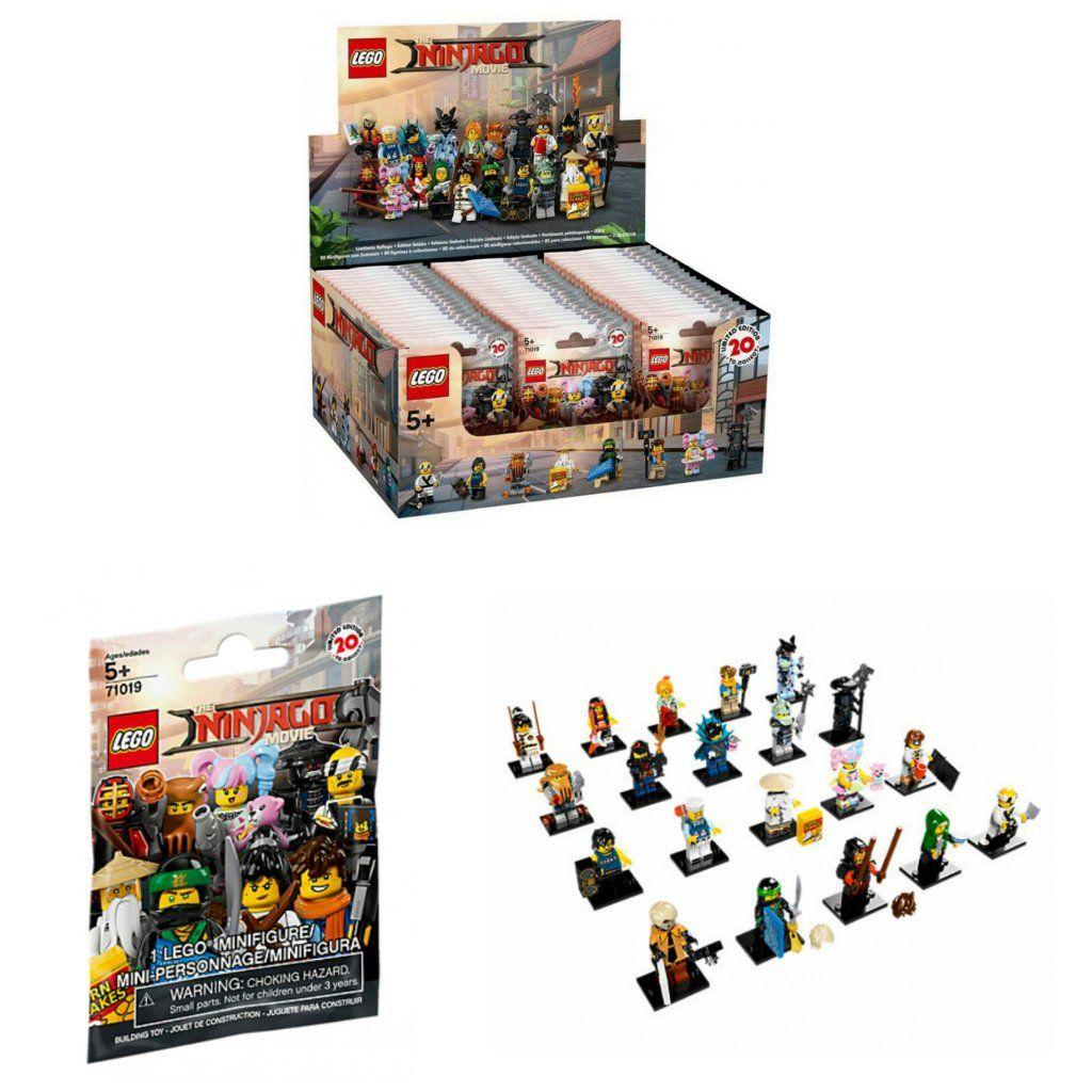 Blind Bag Lego The Ninjago Movie Minifigure 71019 NEW