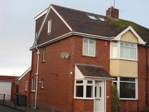 Best Complete 1930S Semi Detached House Hip To Gable Loft 400 x 300