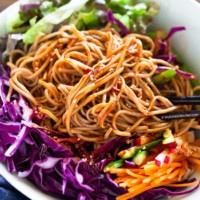 Bibim Guksu (Korean Cold Noodle Salad)