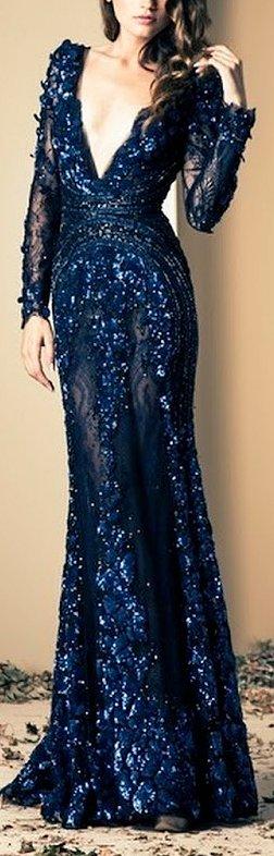 Ziad Nakad - Haute Couture Fall/winter 2014 **