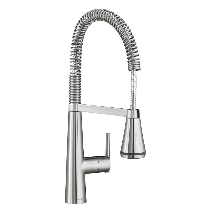 American Standard 4932.350 Edgewater Pre-Rinse Spray Kitchen Faucet ...