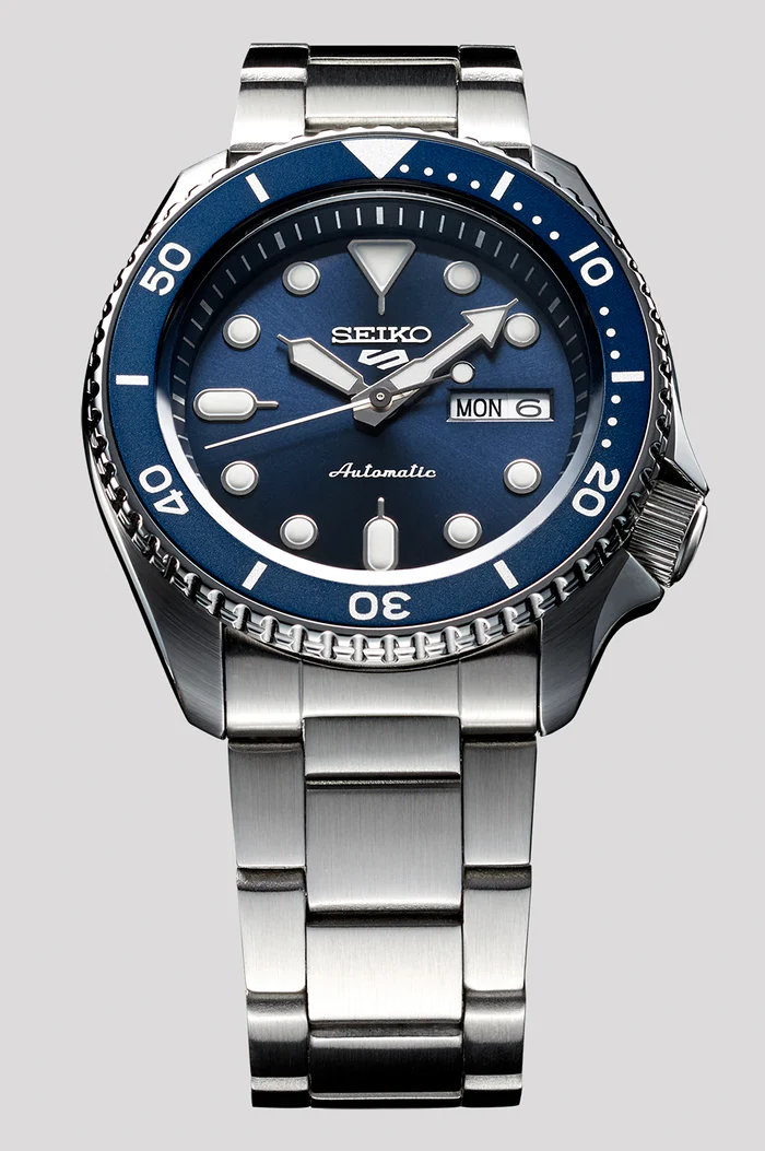 Introducing: The New Seiko 5 Sports Watches - HODINKEE #sportswatches