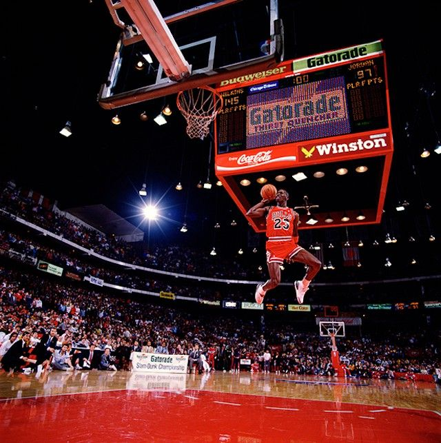 30 Legendary Michael Jordan Photos Get an Exhibition