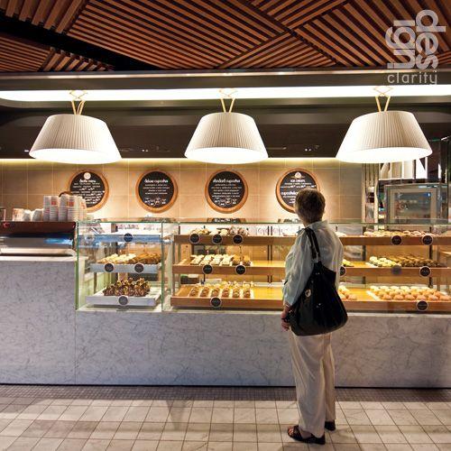 The Cupcake Bakery, Westfield Sydney   Design Clarity