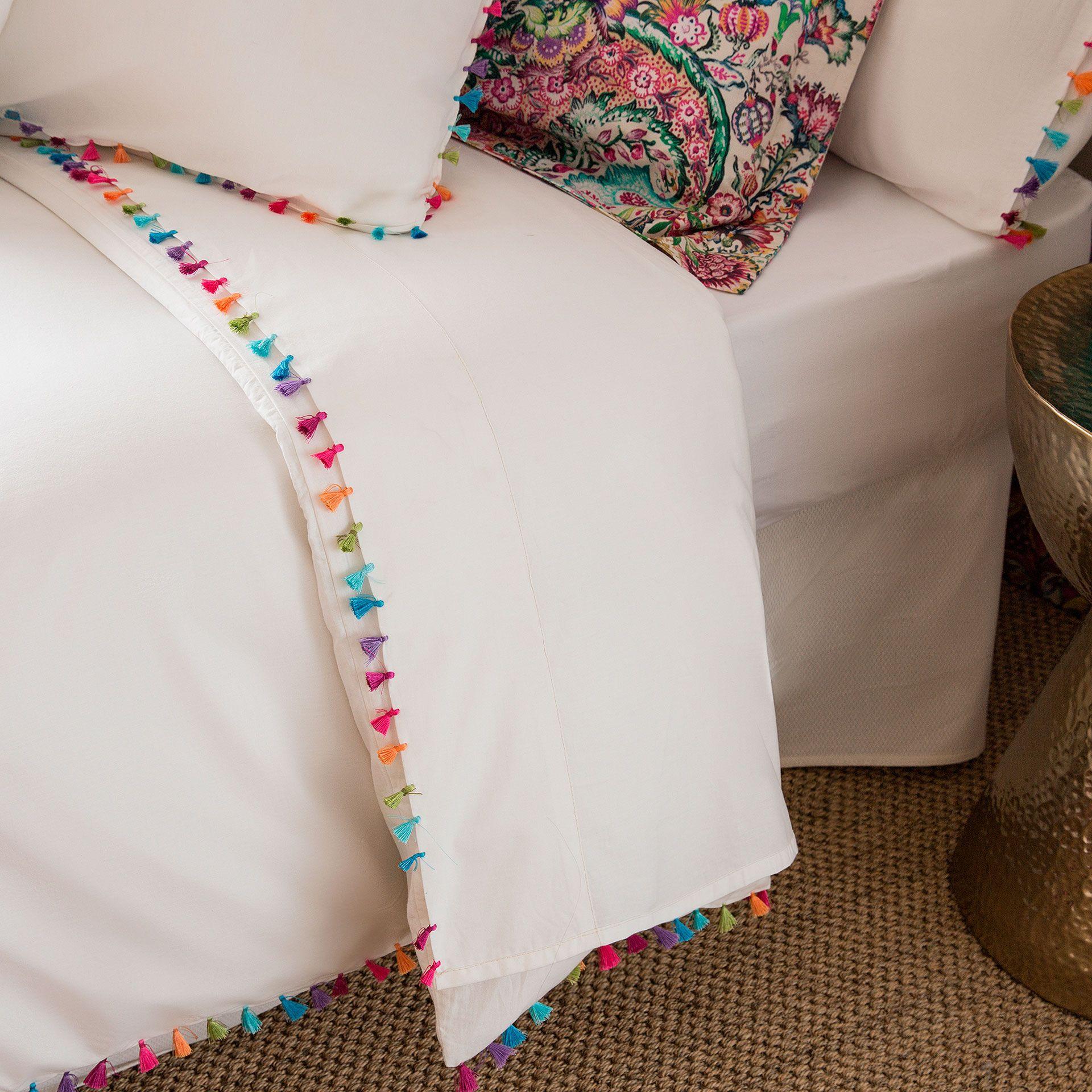 Pompom Percale Bed Linen Bed Linen Bedroom Zara Home Turkiye Turkey Zara Home Nevresim Takimi Nevresim
