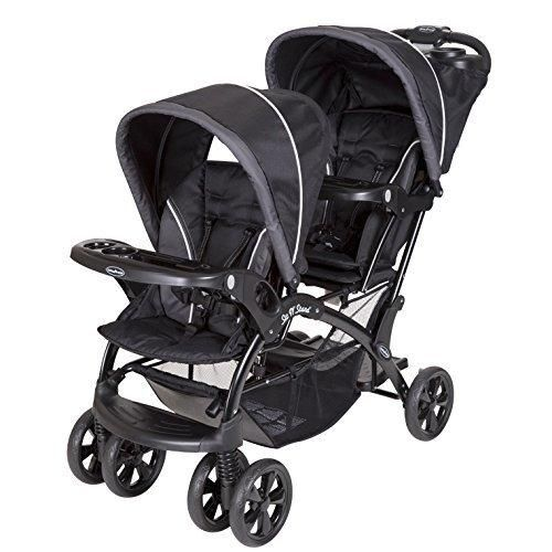 Baby Trend Sit And Stand Double Stroller Onyx