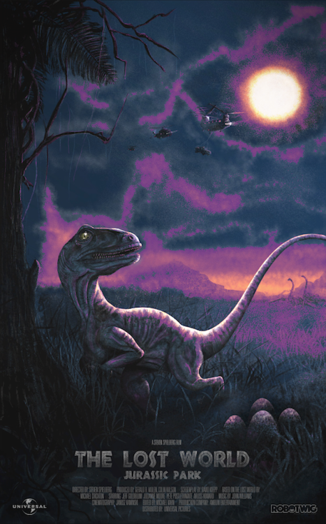 Image Result For Lost World Jurassic Park Fanart Poster