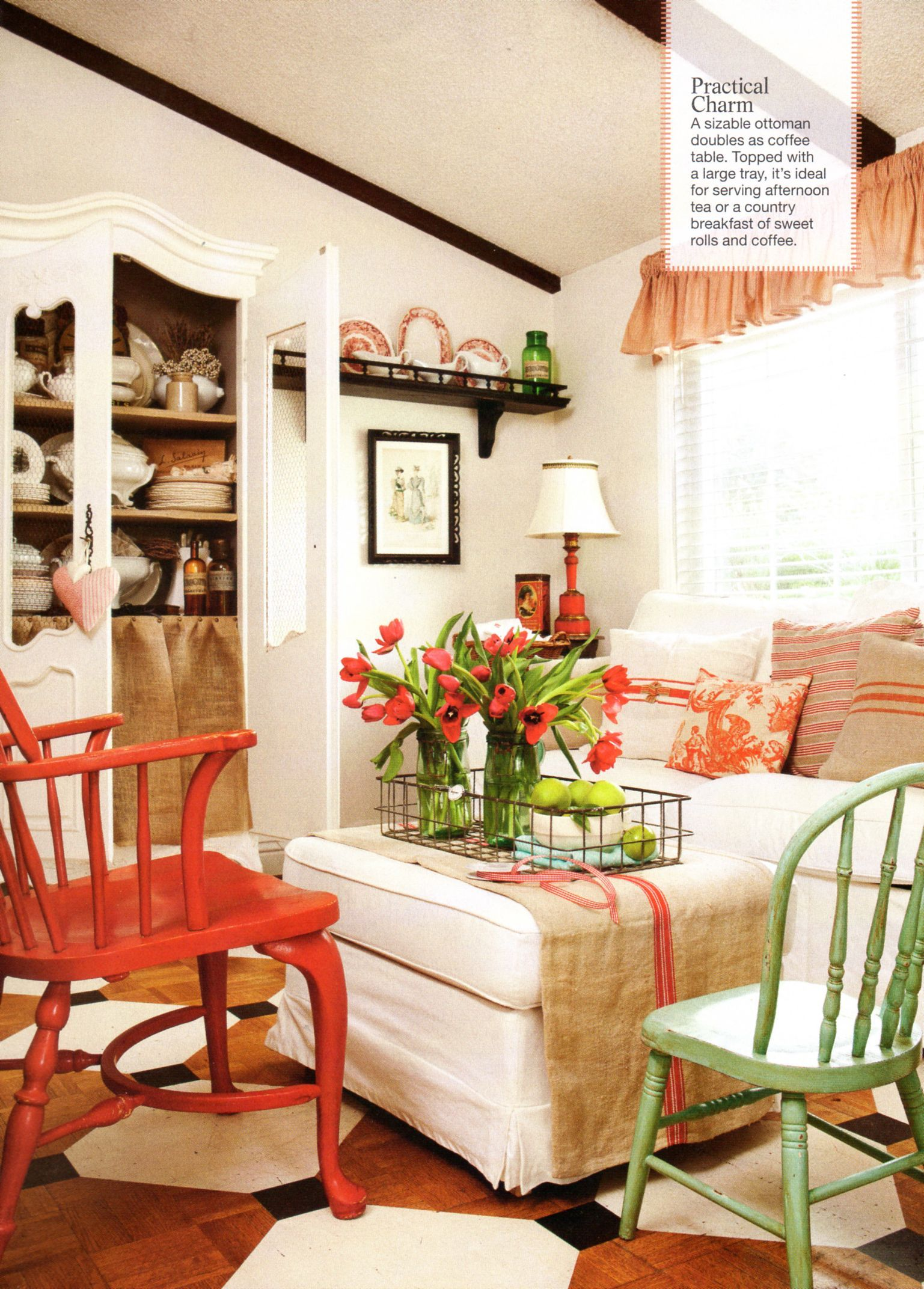French country style magazine 2013 home ideas for Country cottage magazine