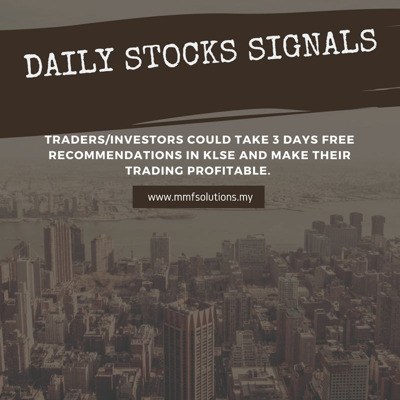 Daily Stocks Signals Trader Could Take 3 Days Free