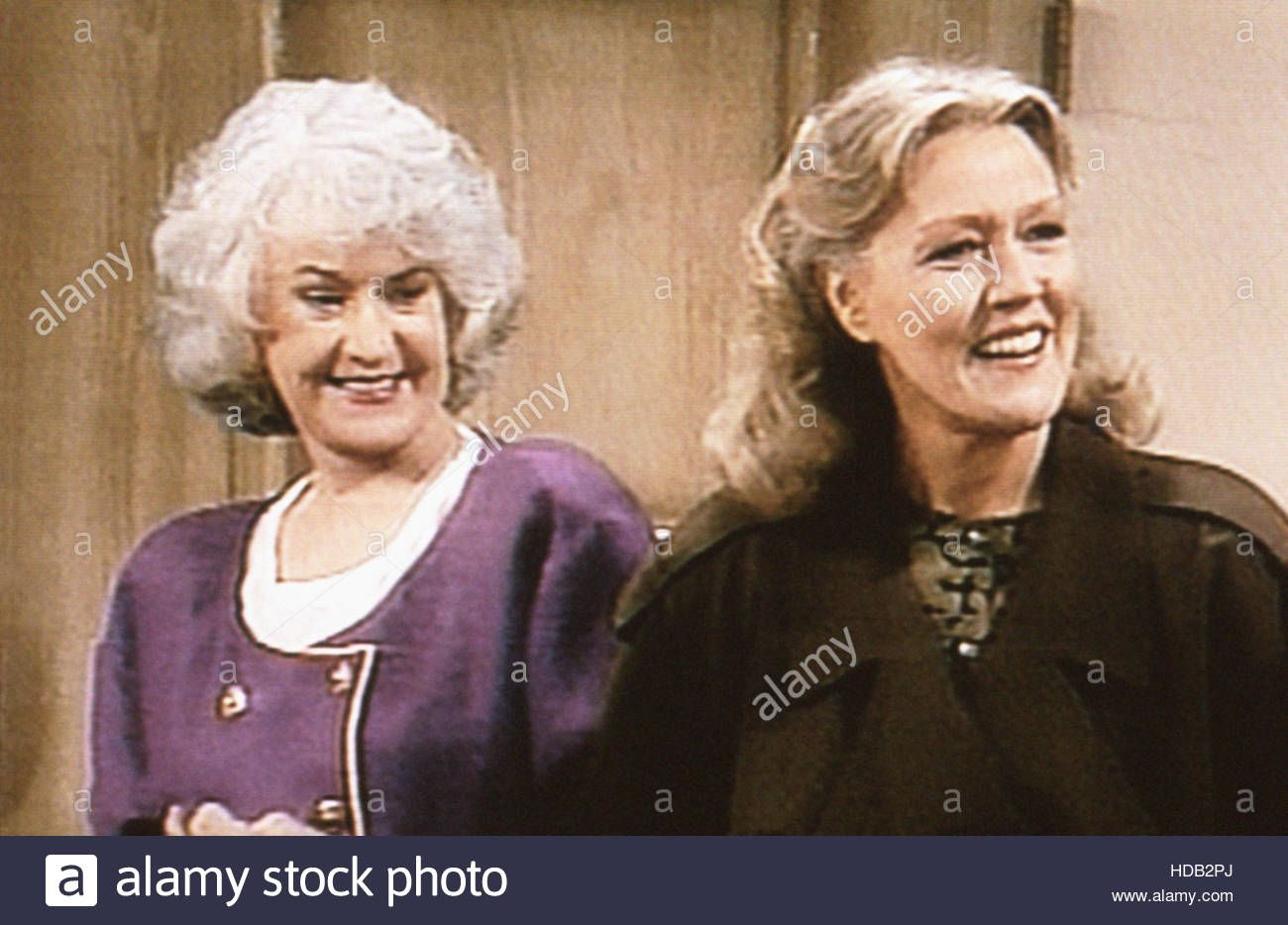 Download This Stock Image The Golden Girls From Left Bea