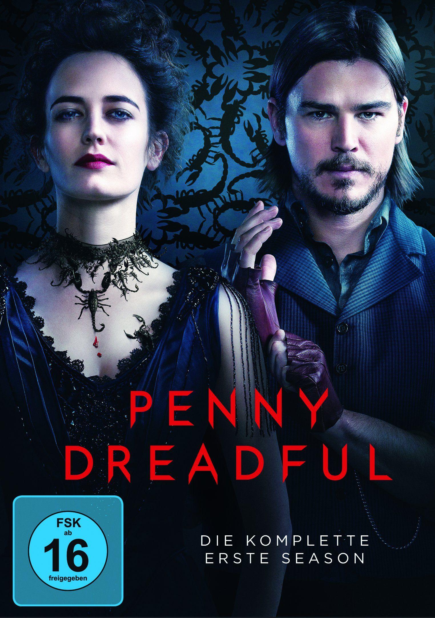Penny Dreadful Die komplette erste Season [3 DVDs] 24,99