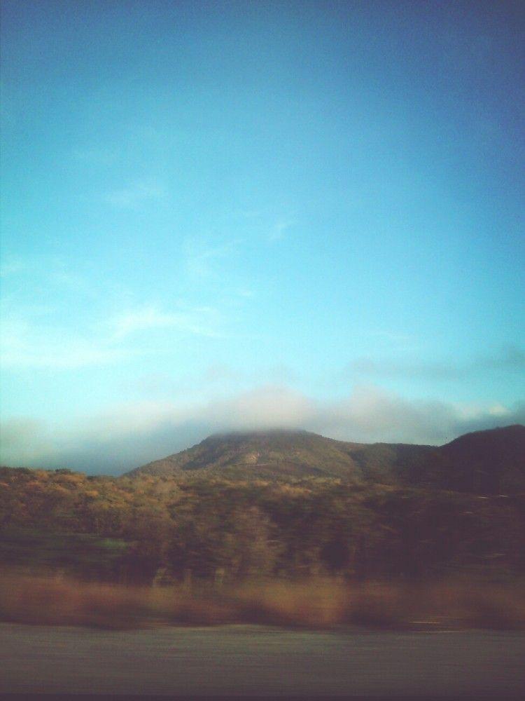 E mais uma vez à câmera capturando um lugar lindo.