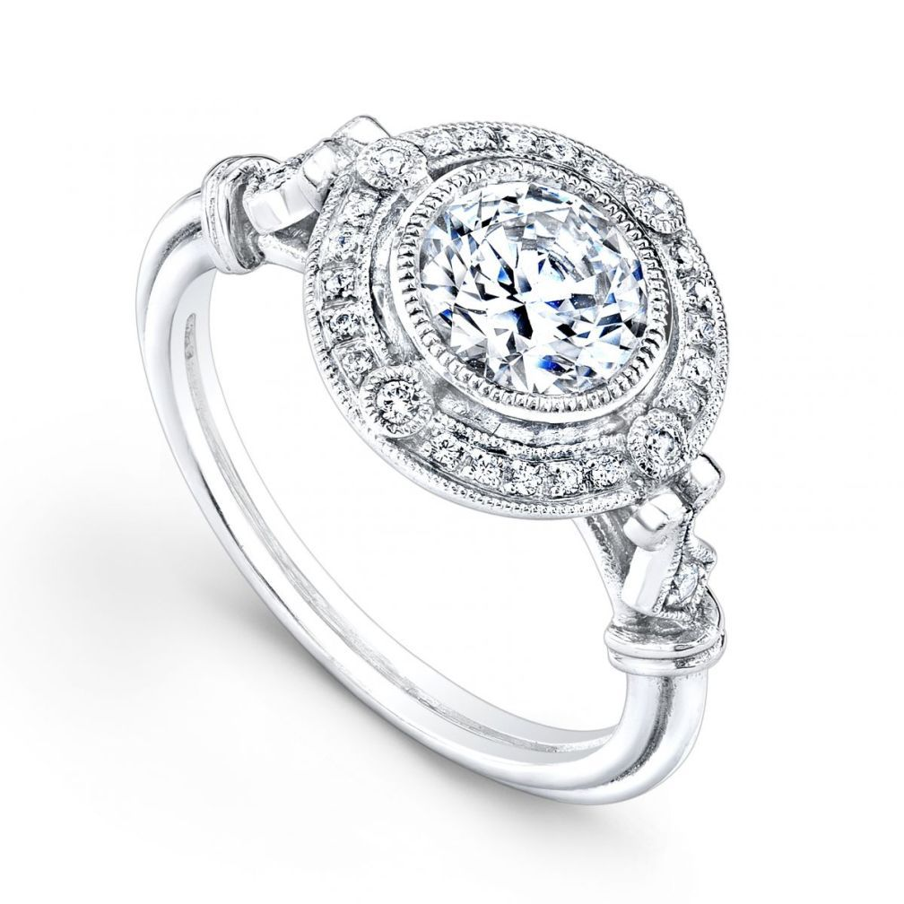choosing a vintage style engagement ring | vintage engagement