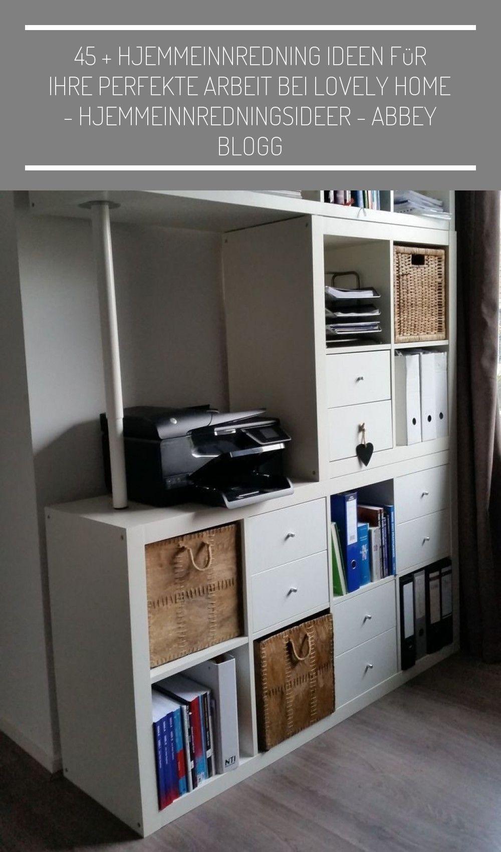 Arbeitszimmer Schreibtisch In 2021 Ikea New Ikea Furniture For Small Spaces