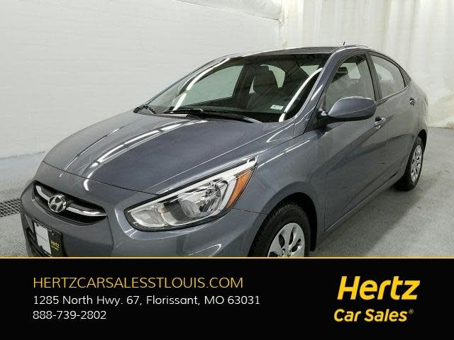 Used 2016 Hyundai Accent Se For At Hertz Car S St Louis In Florissant