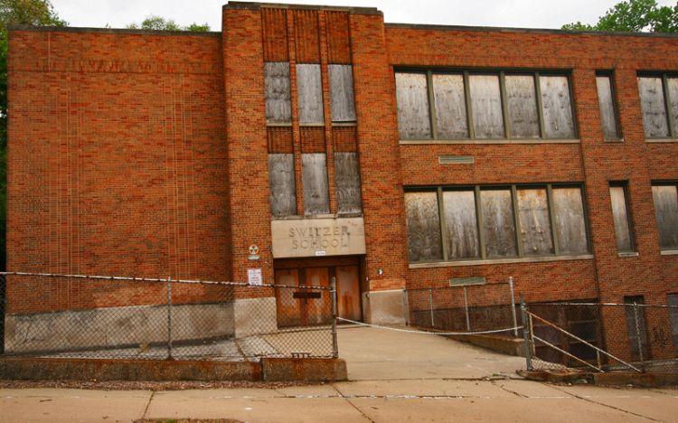 Kansas City Missouri Public School District shut-down half