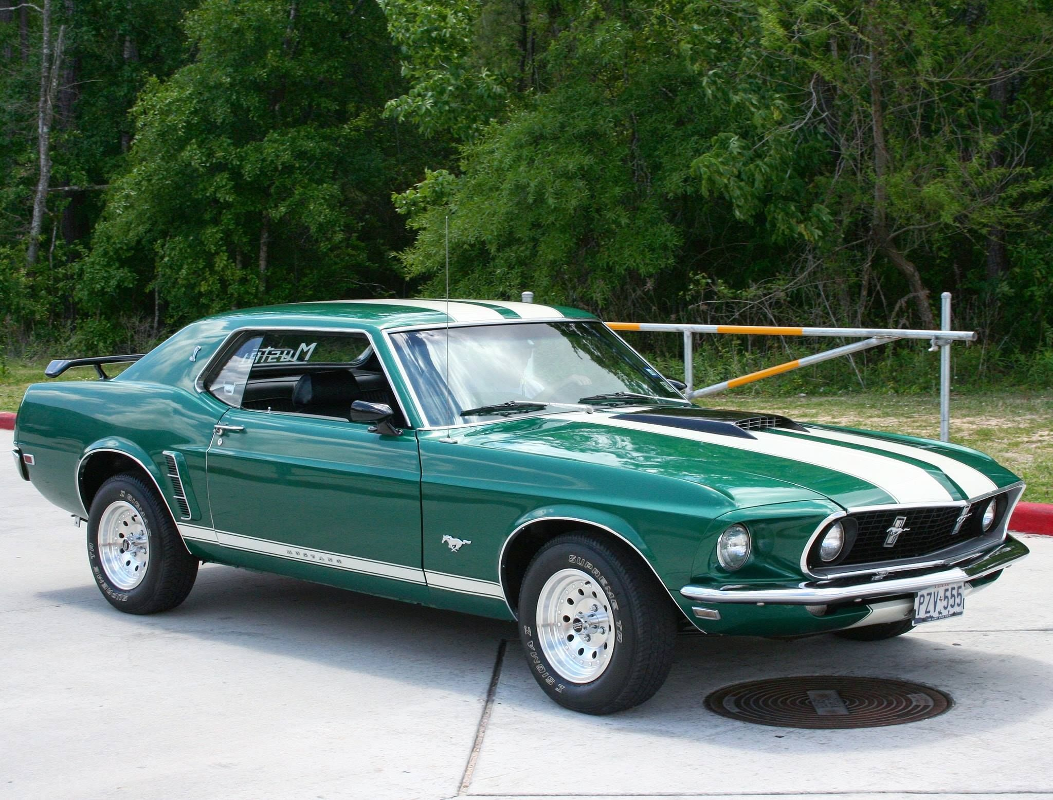 1969 Mustang Coupe In 2020 Ford Mustang Parts Mustang Parts