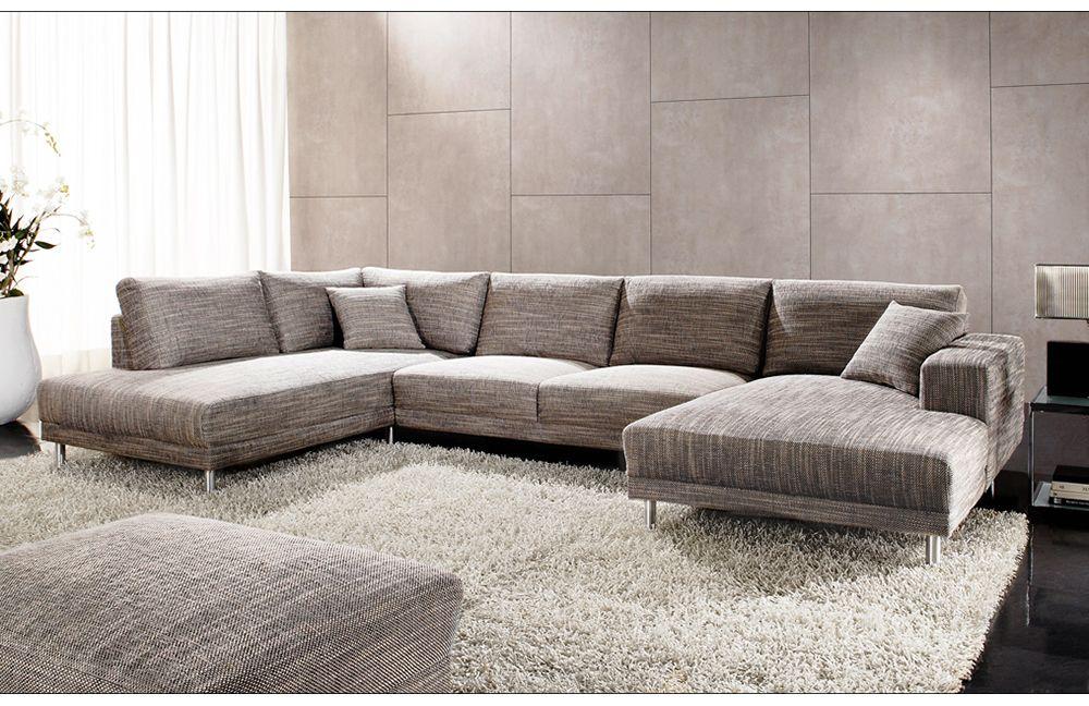 modesto von candy wohnlandschaft platin home m bel. Black Bedroom Furniture Sets. Home Design Ideas
