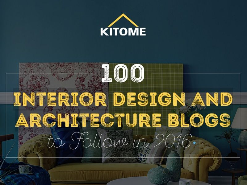 Thanks to Kitome for including RoomSketcher in their Top 100