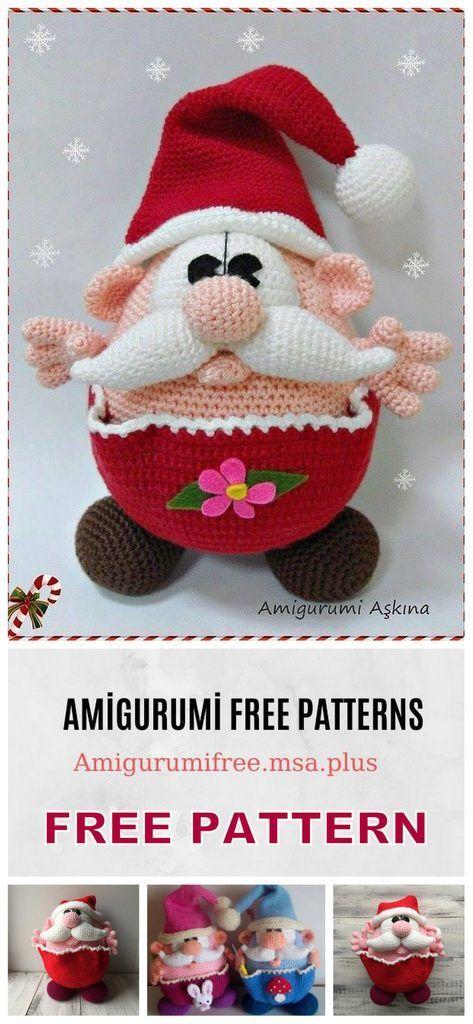 Ravelry: Amigurumi Smurf pattern by Tiny Mini Design | 1024x473