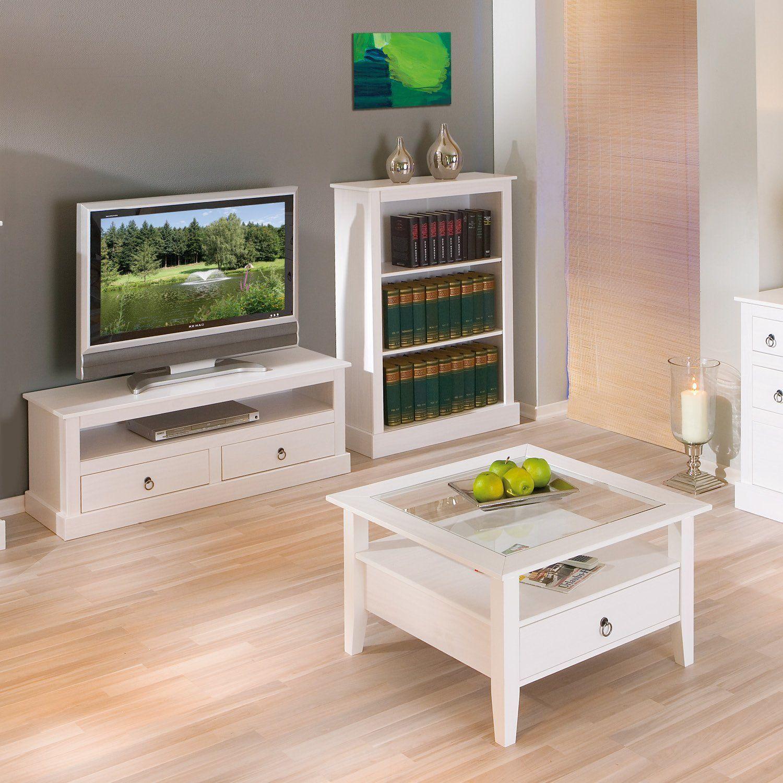 Links 20901530 Provence 3 - Mueble de Televisión (Pino), color ...