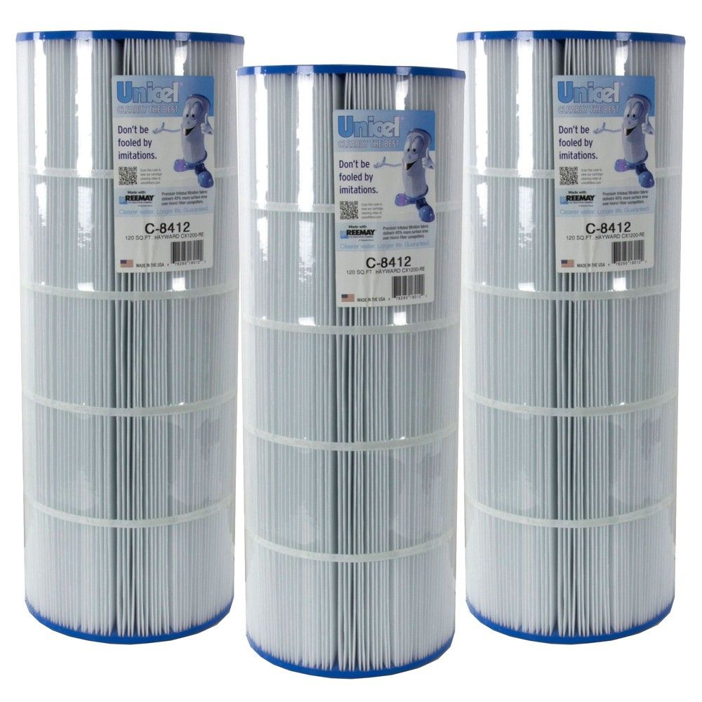 Unicel Hayward Star Clear Cx1200re Replacement Pool Filter ...