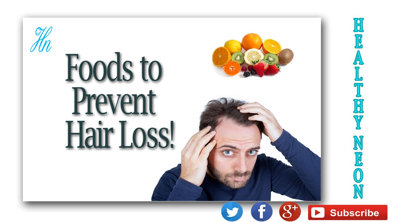 Foods to prevent Hair Loss https://www.youtube.com/watch?v=TuxohtkLohg