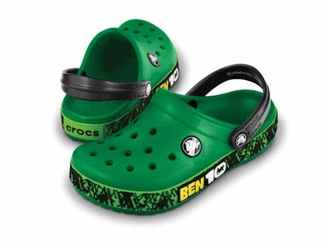 06f35cefaf CROCS CROCBAND BEN 10 KIDS (12081) SANDAL - eZmaal.com | Footwear ...