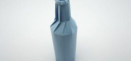 Origami-pullo