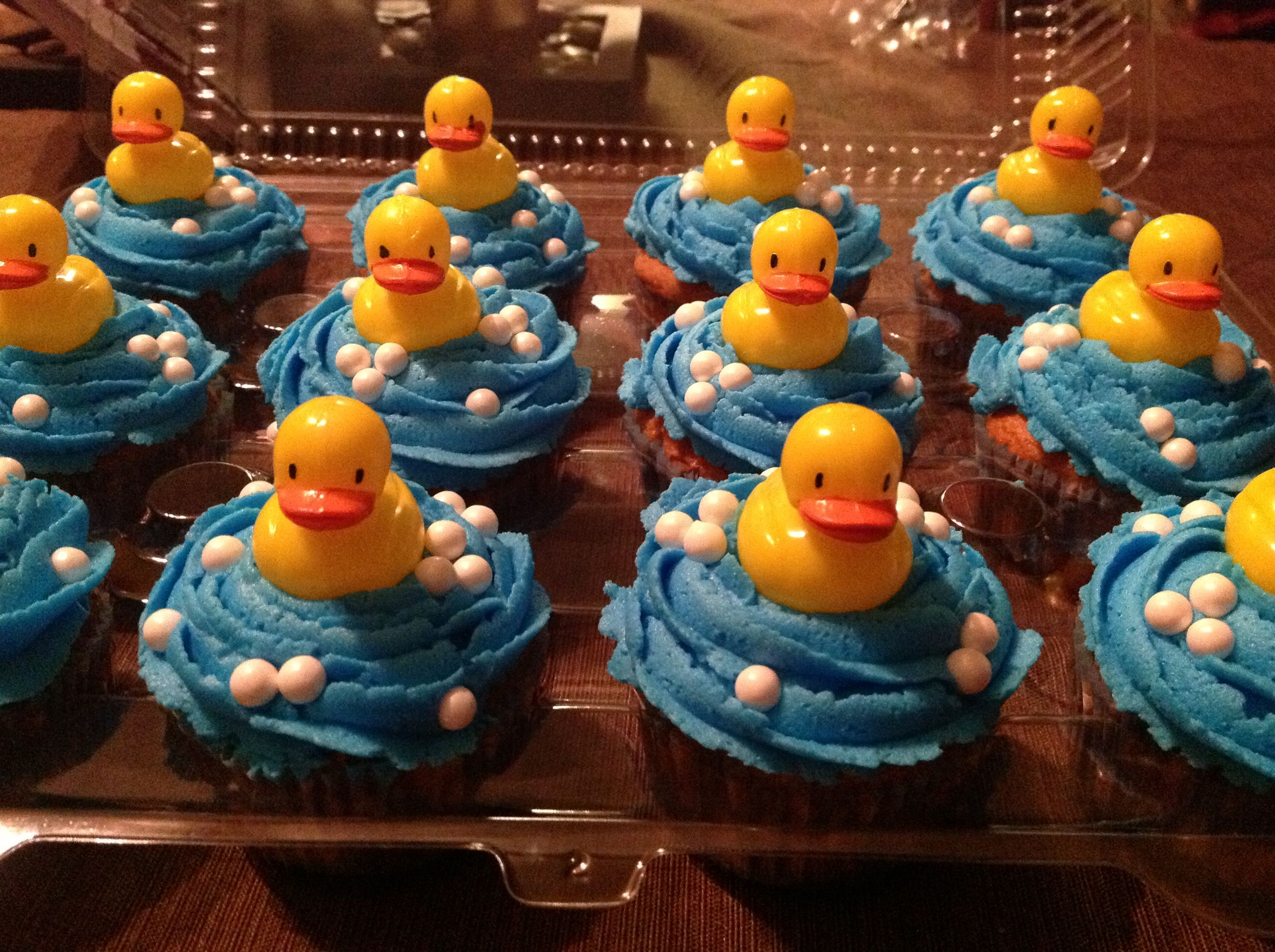 rubber ducky cupcakes for baby shower my crafts pinterest rubber ducky cupcakes for baby shower
