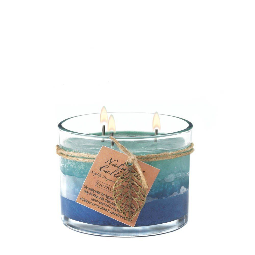 Soothing wick glass candles and stuff pinterest