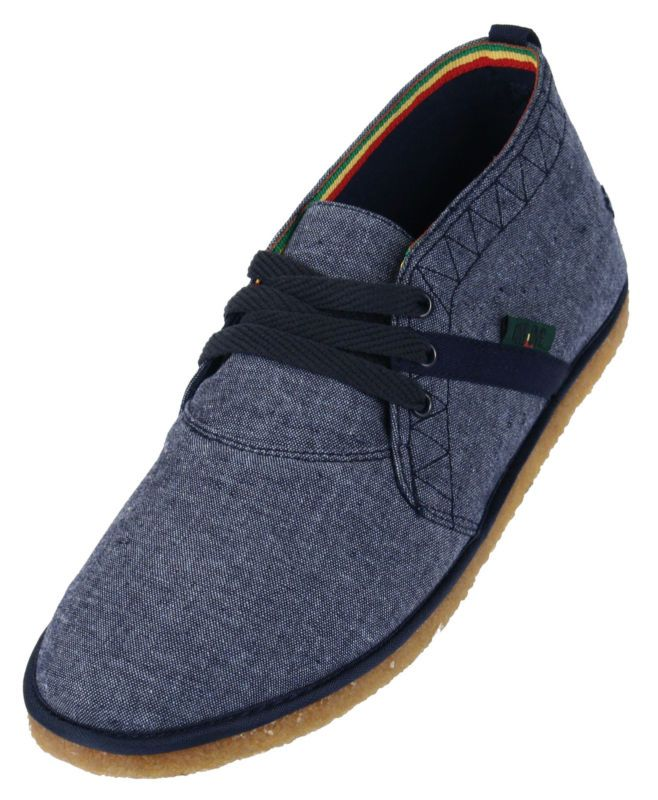 63333bcaa3b Bob Marley Pipeline Chukka Casual Mens Shoes