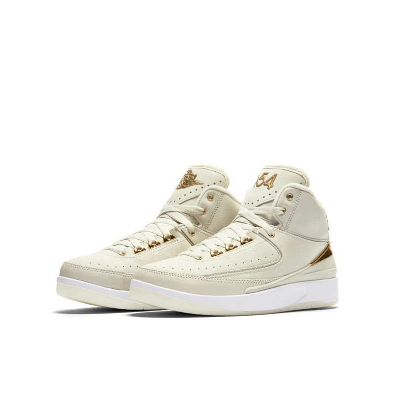 Air Jordan 2 Q54 Big Kids' Shoe (3.5y 7y)