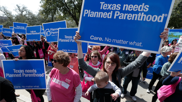 The Supreme Court on Monday halted key portions of Texas's anti-abortion law from going into effect that would have shutdown all but nine abortion clinics in the state. The stay will remain in place while abortion rights advocates prepare to take their case seeking to overturn portions of the Texas law to the Supreme Court.