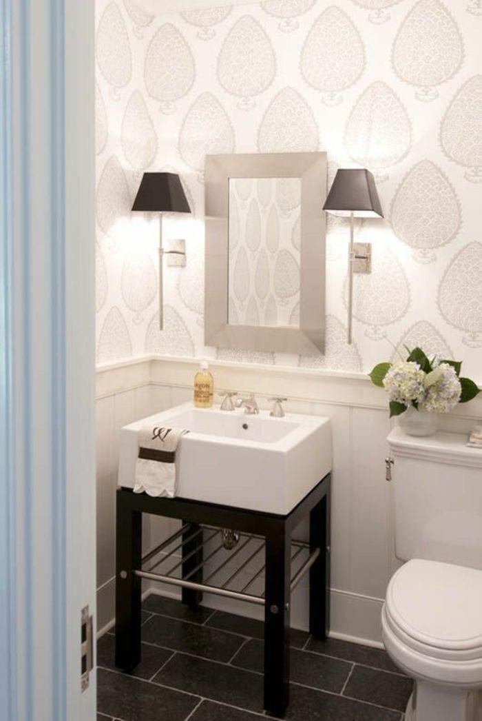 So können Sie ein gemütliches Gäste WC gestalten | Gäste wc ...