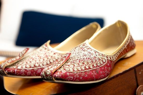59c79bf6ab04 Indian groom footwear- see the complete groom accessory list here  http