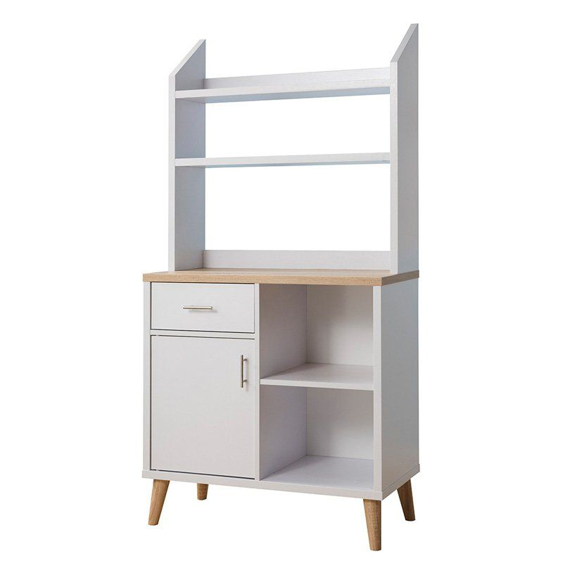 Furniture Of America Shinto Contemporary Office Credenza Shelving